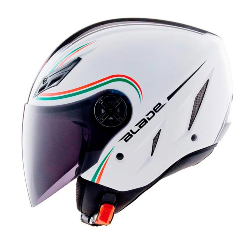 Capacete Agv Blade Aberto Start Italy Com Frete Gratis Zelao Racing
