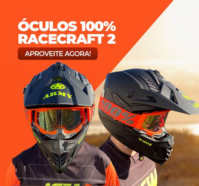 óculos 100% racecraft 2