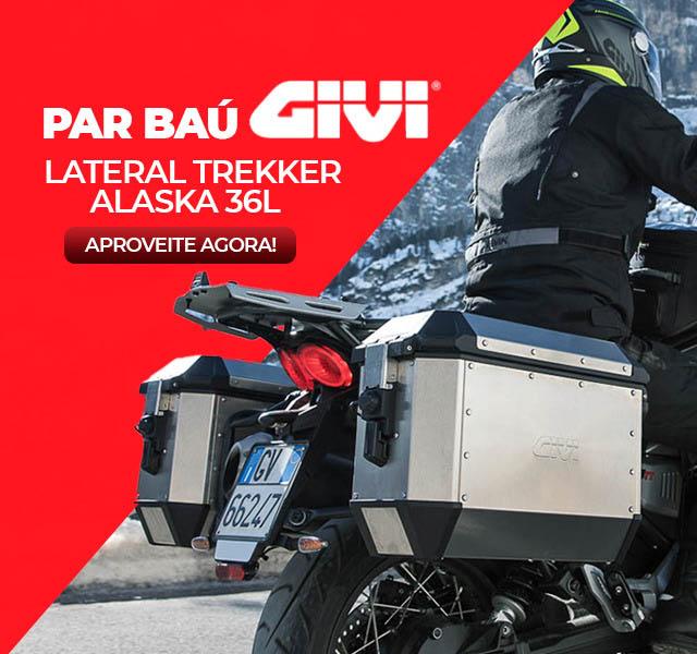 Trekker Alaska