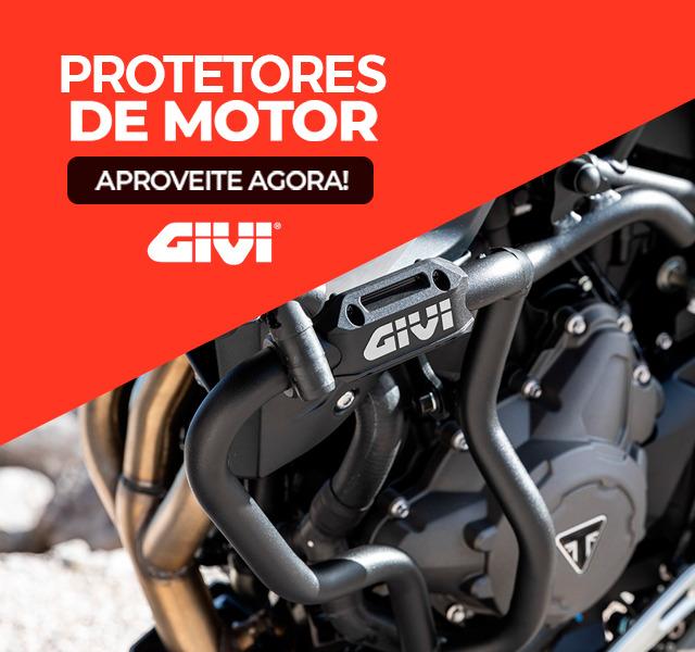 Protetores de motor Givi